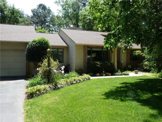1220 Baypoint Drive, Seneca, SC 29672 (MLS #20202316) :: Les Walden Real Estate