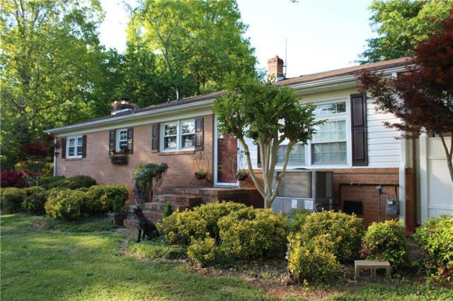 121 Judy Drive, Pickens, SC 29671 (MLS #20202417) :: Les Walden Real Estate