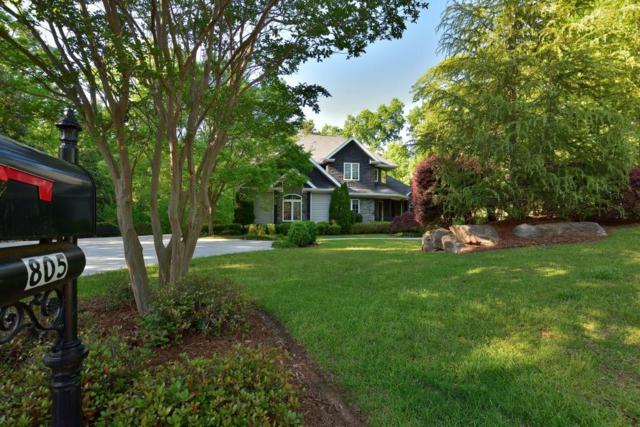 805 Elmtree Lane, Seneca, SC 29672 (MLS #20202443) :: Les Walden Real Estate