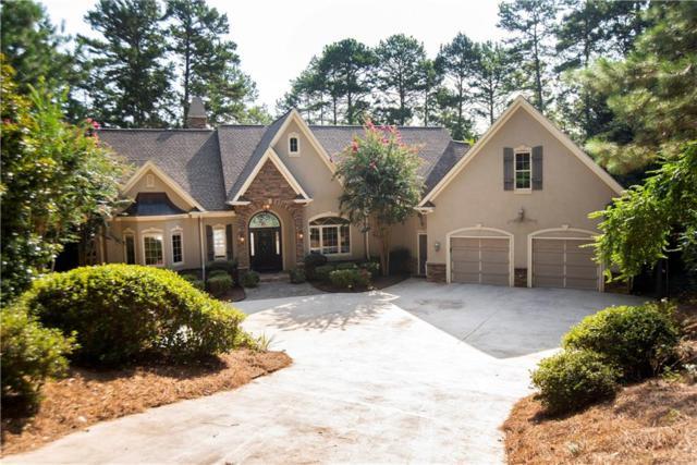 124 N Waterside Drive, Seneca, SC 29672 (MLS #20202468) :: Tri-County Properties