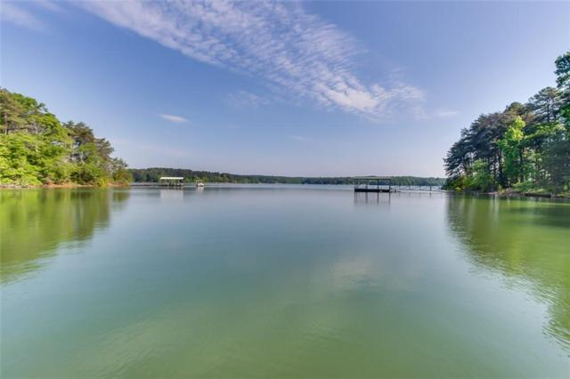 425 Meadows Lane, Townville, SC 29689 (MLS #20202638) :: The Powell Group of Keller Williams