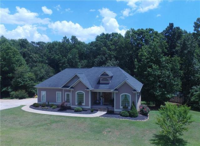 412 Arrowhead Lake Trail, Westminster, SC 29693 (MLS #20202768) :: Tri-County Properties