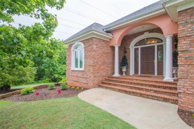 144 Parkside Drive, Anderson, SC 29621 (MLS #20203043) :: Les Walden Real Estate