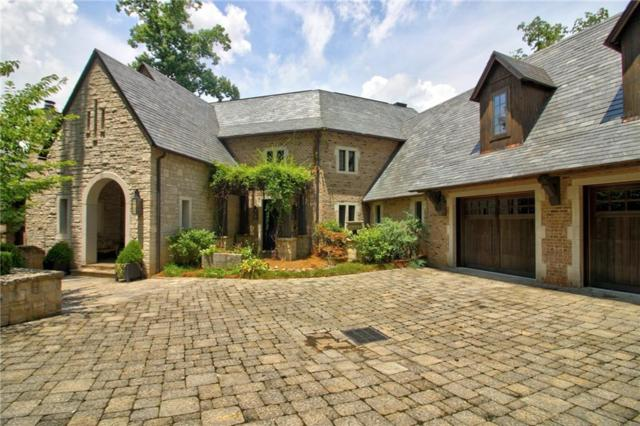 133 Leaping Brook Way, Six Mile, SC 29682 (MLS #20203066) :: Tri-County Properties