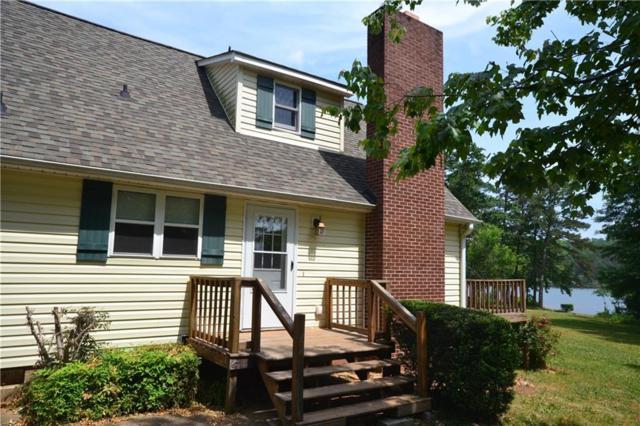 242 Madison Shores Road, Westminster, SC 29693 (MLS #20203088) :: Les Walden Real Estate