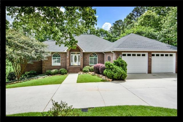 206 N Harbour Drive, Seneca, SC 29672 (MLS #20203183) :: Les Walden Real Estate