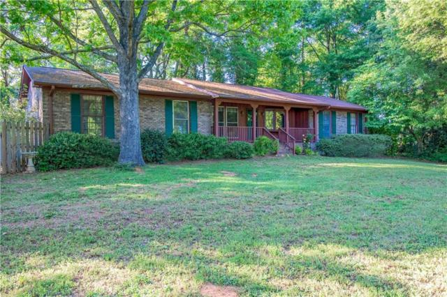 879 Lightwood Road, Hartwell, GA 30643 (MLS #20203278) :: Tri-County Properties