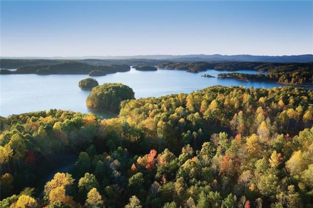 153 Lake Breeze Trail, Six Mile, SC 29682 (MLS #20203333) :: Tri-County Properties