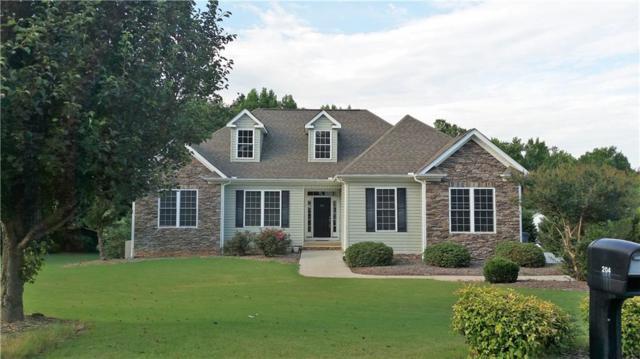 204 Byron Abbey, Piedmont, SC 29673 (MLS #20203345) :: Tri-County Properties