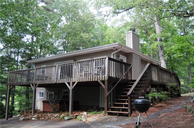 381 Lakepoint Road, Fair Play, SC 29643 (MLS #20203601) :: Les Walden Real Estate