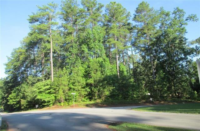 Lot# 20 Stillwater Drive, Seneca, SC 29678 (MLS #20203815) :: Tri-County Properties