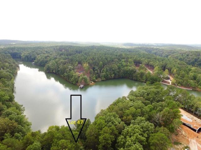 Lot 47 Harbor Point, Salem, SC 29676 (MLS #20203913) :: The Powell Group of Keller Williams
