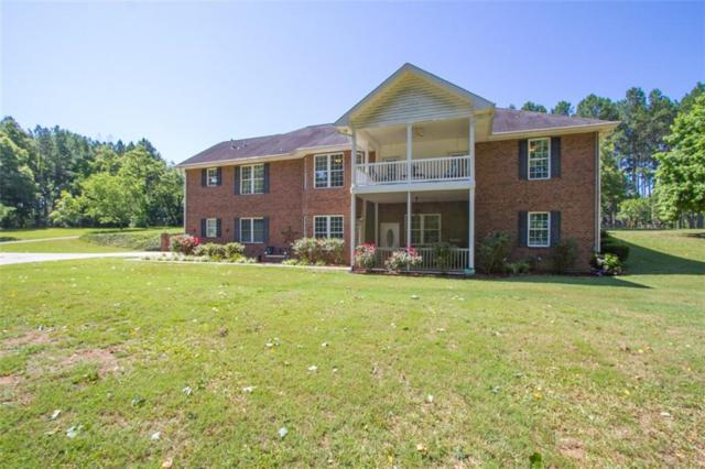 100 Valley Drive, Townville, SC 29689 (MLS #20203955) :: Tri-County Properties