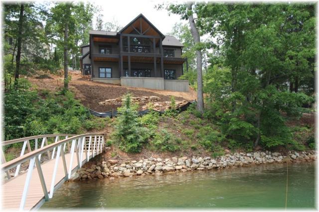 343 Knox Campground Road, Seneca, SC 29672 (MLS #20204277) :: The Powell Group of Keller Williams