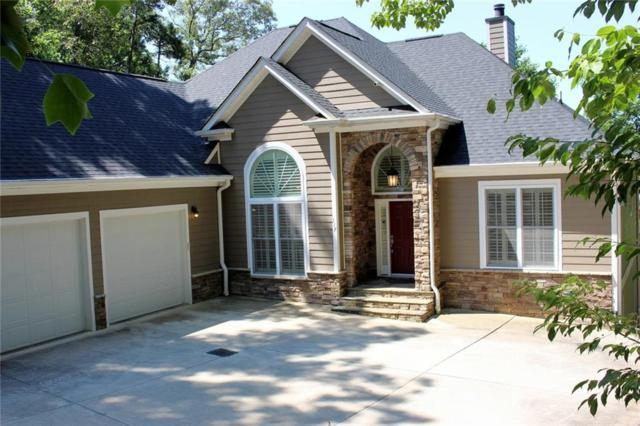 117 W Waters Edge Lane, West Union, SC 29696 (MLS #20204325) :: Les Walden Real Estate