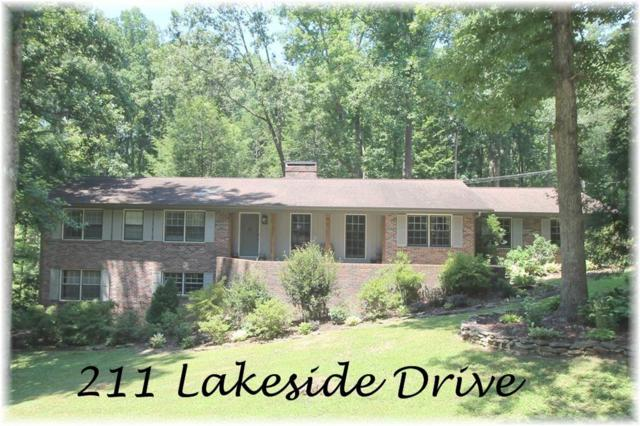 211 Lakeside Drive, Walhalla, SC 29691 (MLS #20204861) :: Les Walden Real Estate