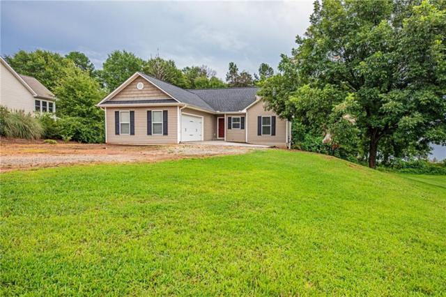 102 N Windy Point, Townville, SC 29689 (MLS #20205443) :: The Powell Group of Keller Williams