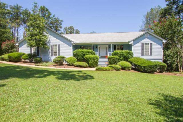 1008 Cove Circle, Anderson, SC 29626 (MLS #20205544) :: Les Walden Real Estate