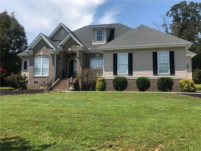 204 Silver Ridge Drive, Central, SC 29630 (MLS #20205771) :: The Powell Group of Keller Williams