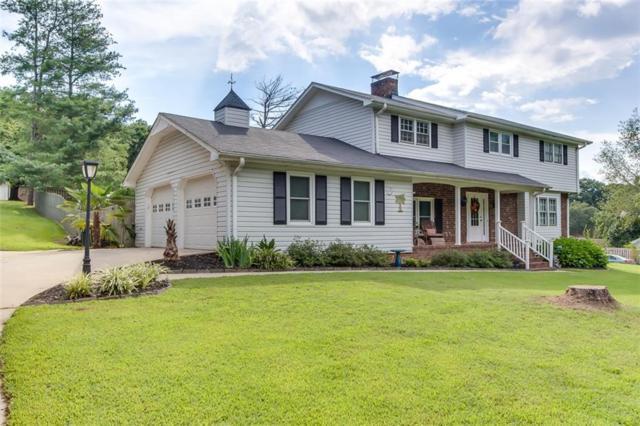 301 Timbrooke Way, Easley, SC 29642 (MLS #20205932) :: Les Walden Real Estate