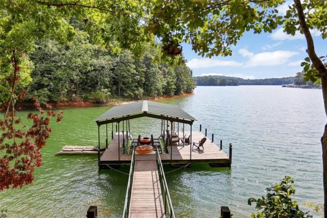 114 Gates Cove Drive, Fair Play, SC 29643 (MLS #20207456) :: Les Walden Real Estate