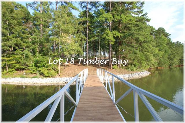 Lot 18 Timber Bay Road, Seneca, SC 29672 (#20207485) :: Connie Rice and Partners