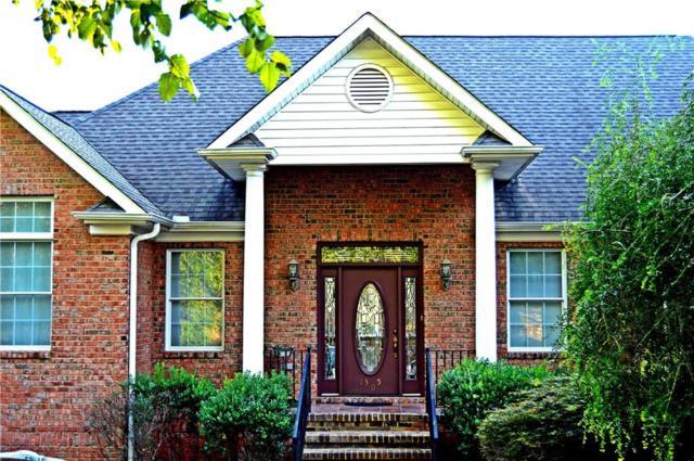 1305 Cross Creek Drive, Seneca, SC 29678 (MLS #20207535) :: Les Walden Real Estate