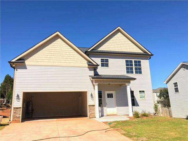 134 Shakleton Drive, Anderson, SC 29625 (MLS #20207705) :: The Powell Group of Keller Williams