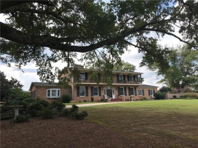 606 Pinecrest Drive, Seneca, SC 29678 (MLS #20207832) :: Les Walden Real Estate