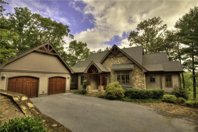233 Long Cove Court, Sunset, SC 29685 (MLS #20207833) :: Tri-County Properties