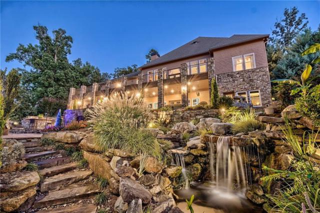 256 Mountain View Pointe Drive, Seneca, SC 29672 (MLS #20207917) :: Les Walden Real Estate