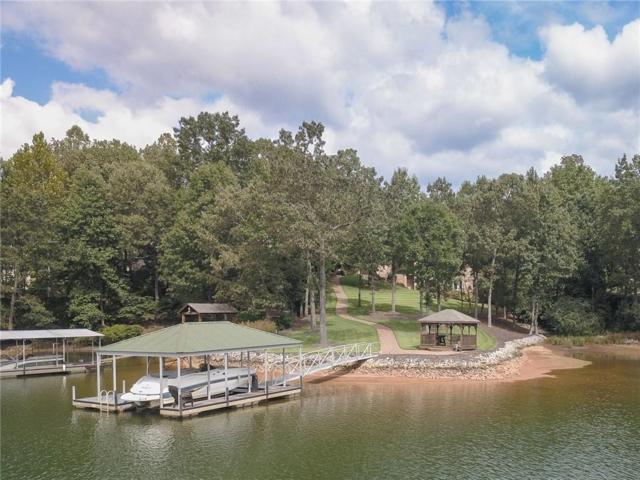 329 N Summit Drive, Seneca, SC 29672 (MLS #20207970) :: Les Walden Real Estate