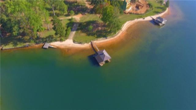 Lot 7 Sugar Hill Point, Seneca, SC 29672 (MLS #20208377) :: Les Walden Real Estate