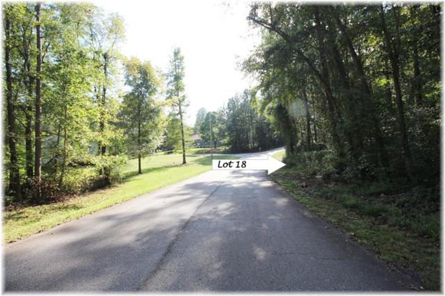 Lot 18 Mowhawk Path, Seneca, SC 29678 (MLS #20208418) :: The Powell Group of Keller Williams