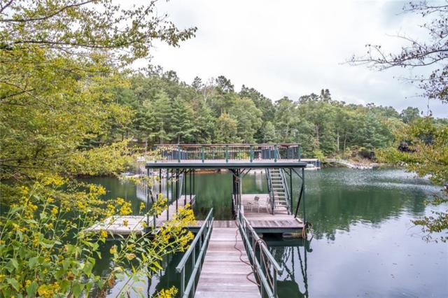 162 Cove Nook, Six Mile, SC 29682 (MLS #20208422) :: The Powell Group of Keller Williams