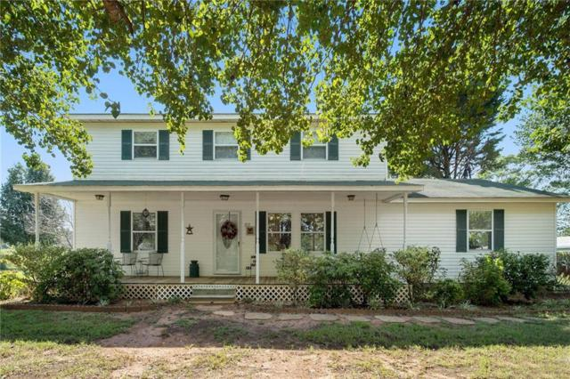 718 Double Springs Road, Townville, SC 29689 (MLS #20208771) :: The Powell Group of Keller Williams