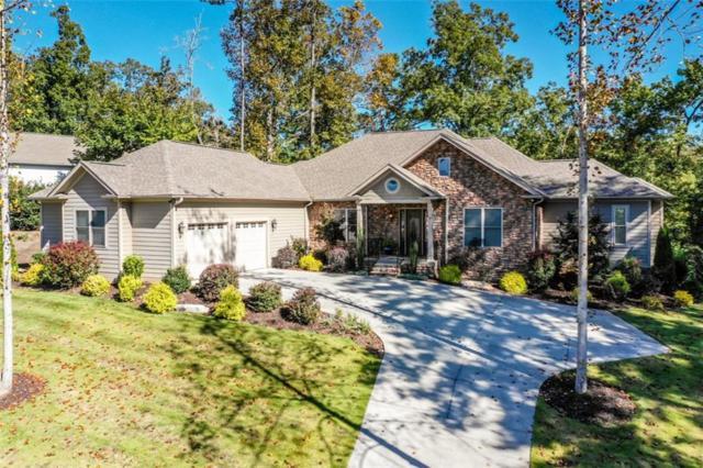 138 Cane Creek Harbor Road, Seneca, SC 29672 (MLS #20208774) :: Tri-County Properties