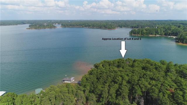 Lot 4 Jackson Road, Anderson, SC 29626 (MLS #20208894) :: The Powell Group of Keller Williams
