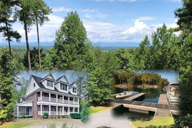 805 Bright Leaf Court, Seneca, SC 29672 (MLS #20208906) :: Les Walden Real Estate