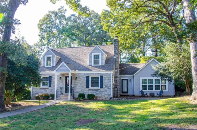 119 Folger Street, Clemson, SC 29631 (MLS #20209013) :: The Powell Group of Keller Williams