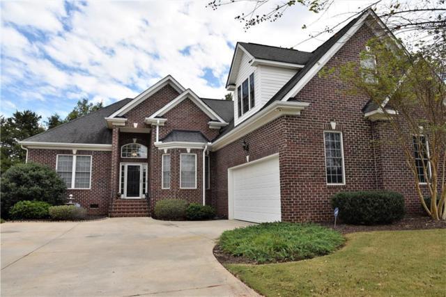 16 Ruby Lake Lane, Simpsonville, SC 29681 (MLS #20209114) :: Les Walden Real Estate