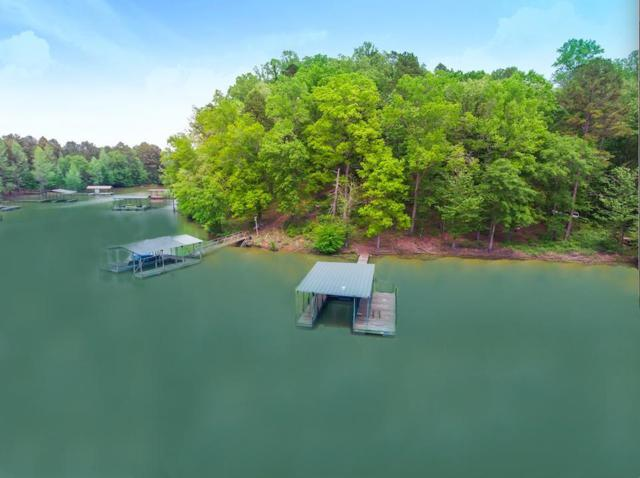1 Lake Breeze Lane, Westminster, SC 29693 (#20209527) :: Connie Rice and Partners