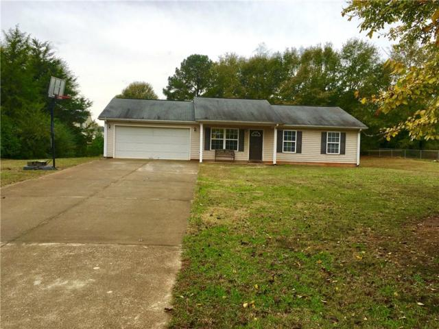 117 Bridgeview Drive, Anderson, SC 29625 (MLS #20209749) :: The Powell Group of Keller Williams