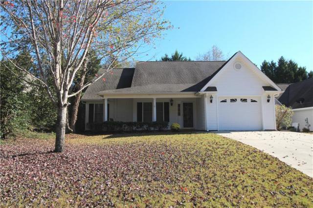 167 Grand Oak Circle, Pendleton, SC 29670 (MLS #20209868) :: Tri-County Properties