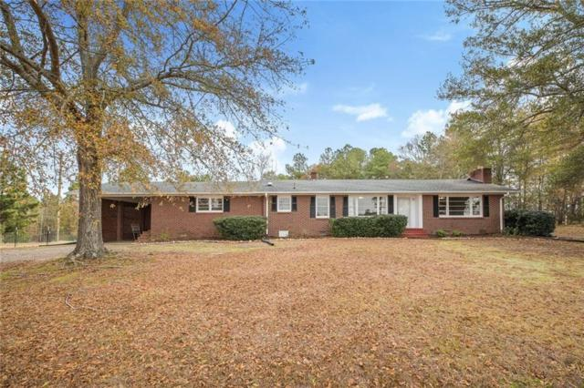 2318 Flat Rock Road, Abbeville, SC 29620 (MLS #20209967) :: The Powell Group of Keller Williams