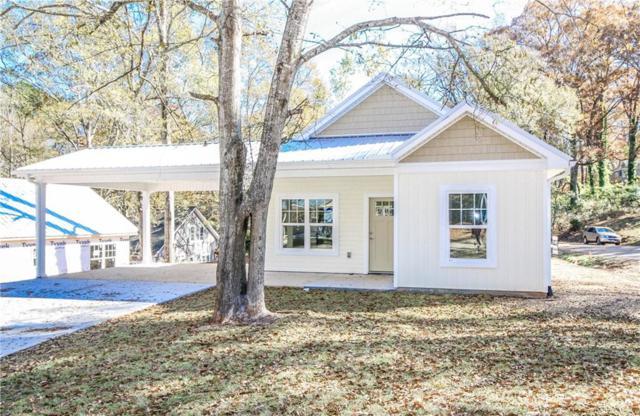 220 W Woodland Drive, Walhalla, SC 29691 (MLS #20210063) :: Les Walden Real Estate