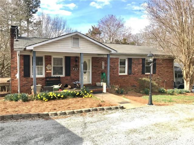6 Boggs Drive, Liberty, SC 29657 (MLS #20210228) :: The Powell Group
