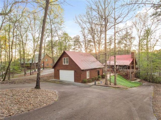 238 Jenkins Mill Drive, Westminster, SC 29693 (MLS #20210305) :: Tri-County Properties