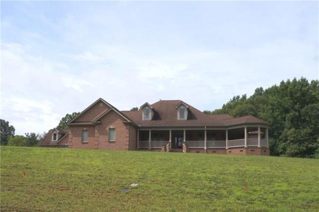 610 Cathey Road, Anderson, SC 29621 (MLS #20210360) :: Les Walden Real Estate