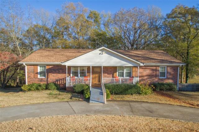 171 Country Club Drive, Pickens, SC 29671 (MLS #20210373) :: The Powell Group of Keller Williams